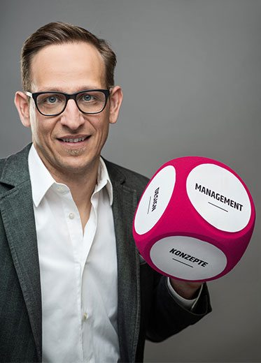 Team der IMPULS Werbeagentur - Mario Winter